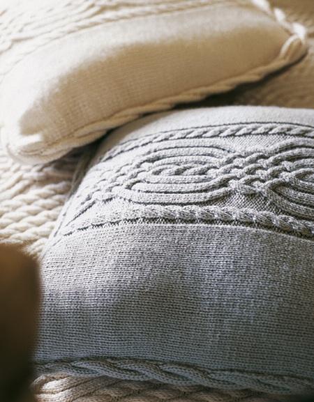 Уютные подушечки для дома