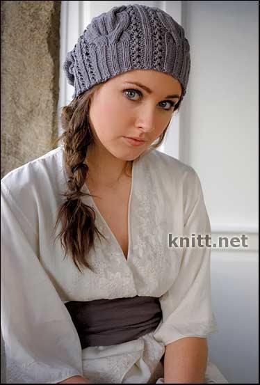 Модели вязаных шапок одежда для всех